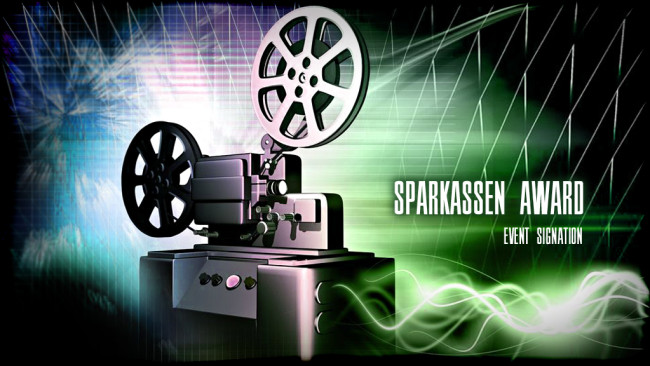 Sparkassen Award Event-Signation