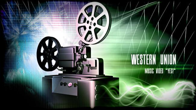 "Western Union Videoclip ""Yes!"""